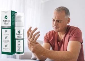 ArthroMed κρέμα, συστατικά, πώς να εφαρμόσετε, πώς λειτουργεί, παρενέργειες