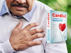 Cardiol κάψουλες, συστατικά, πώς να το πάρετε, πώς λειτουργεί, παρενέργειες
