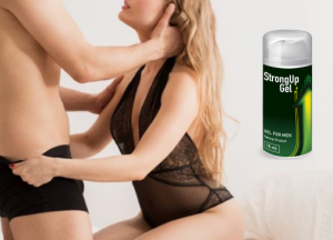 StrongUp γέλη, συστατικά, πώς να εφαρμόσετε, πώς λειτουργεί, παρενέργειες