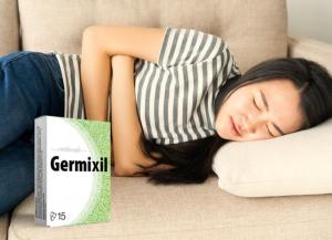 Germixil χάπια, συστατικά, πώς να το πάρετε, πώς λειτουργεί, παρενέργειες